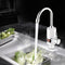 INSTANT HOT WATER TAP ELECTRIC FAUCET WITH ADJUSTABLE TEMPERATURE DISPLAY
