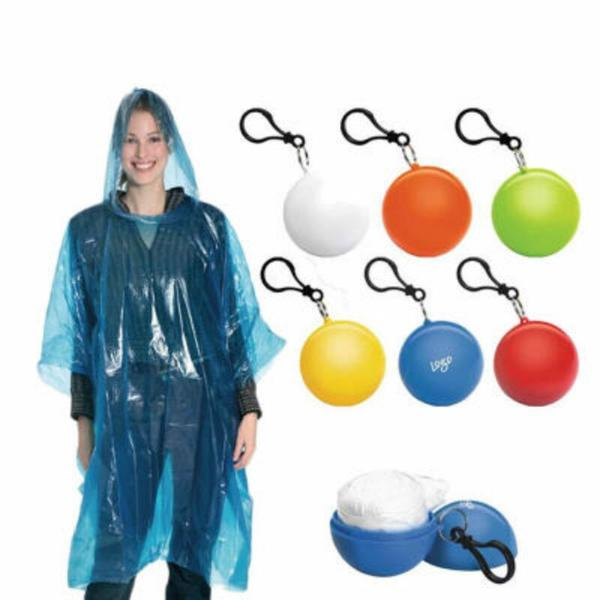 Adjustable Size Raincoat Balls