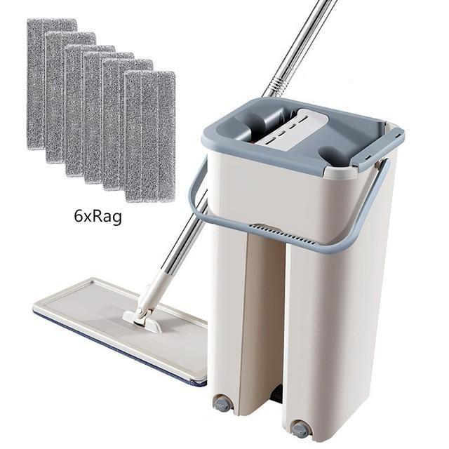 Mop Bucket - The cleaning revolution