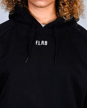 Lade das Bild in den Galerie-Viewer, United People Hoodie Black Women