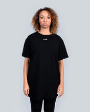 Lade das Bild in den Galerie-Viewer, Colors Tee Dress Black