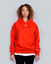 Load image into Gallery viewer, United People Hoodie Red Women
