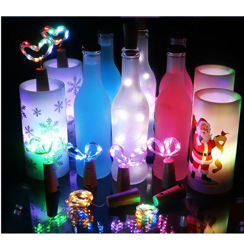 Bottle light LED 💡