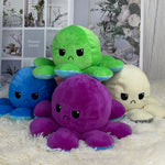 Load image into Gallery viewer, Reversible Octopus plush 🐙