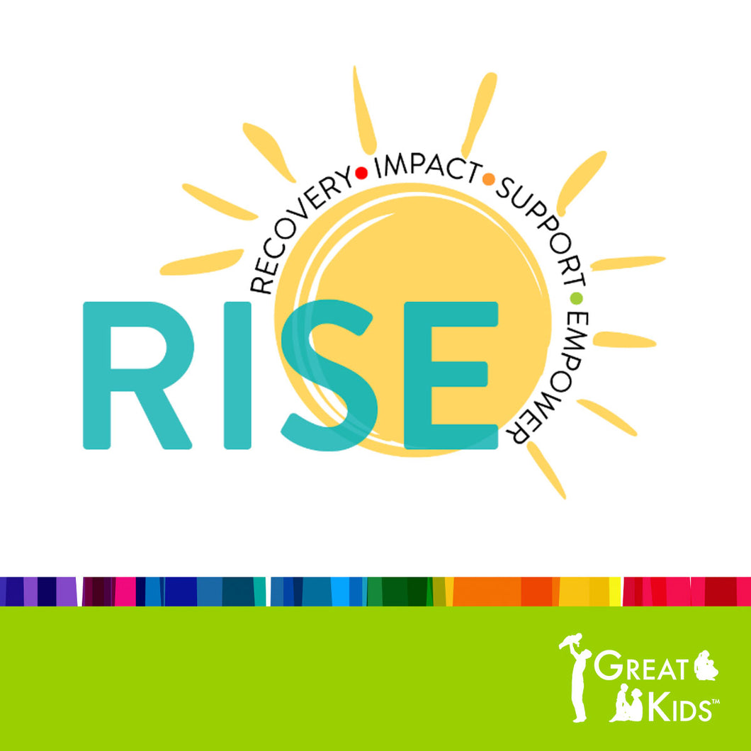 RISE: Recovery-Impact-Support-Empower