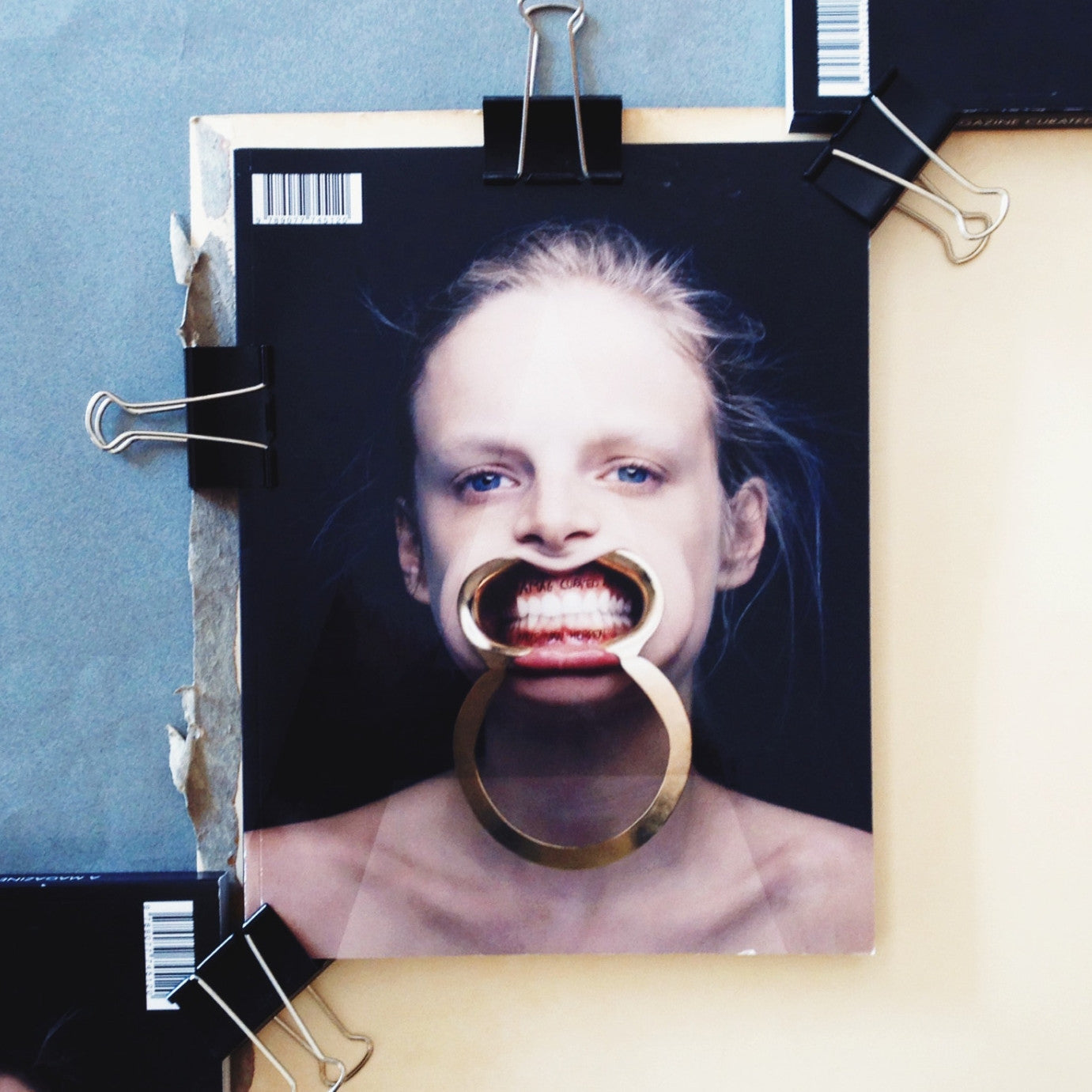 A Magazine Curated By Iris Van Herpen