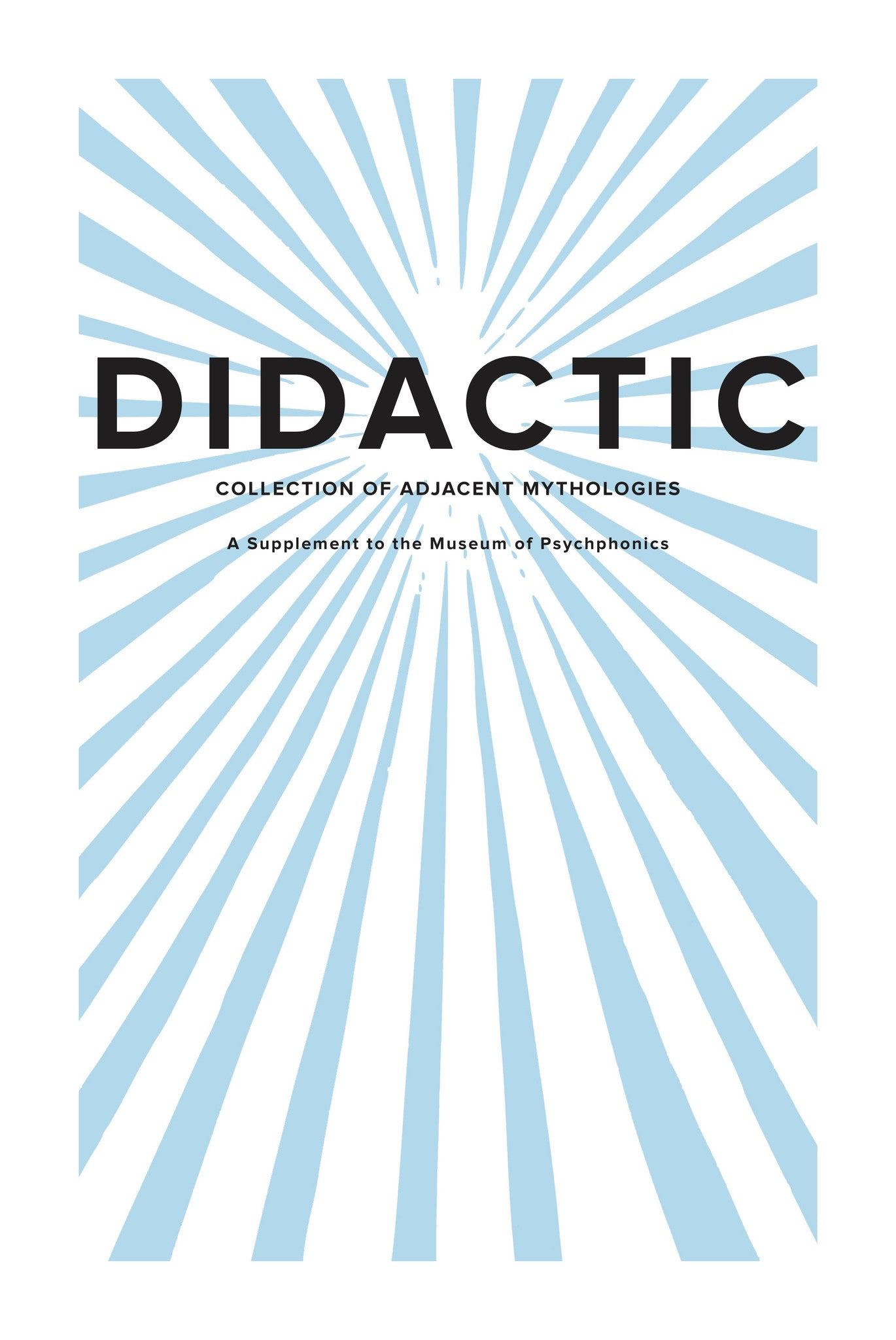 DIDACTIC // Publishing and Design
