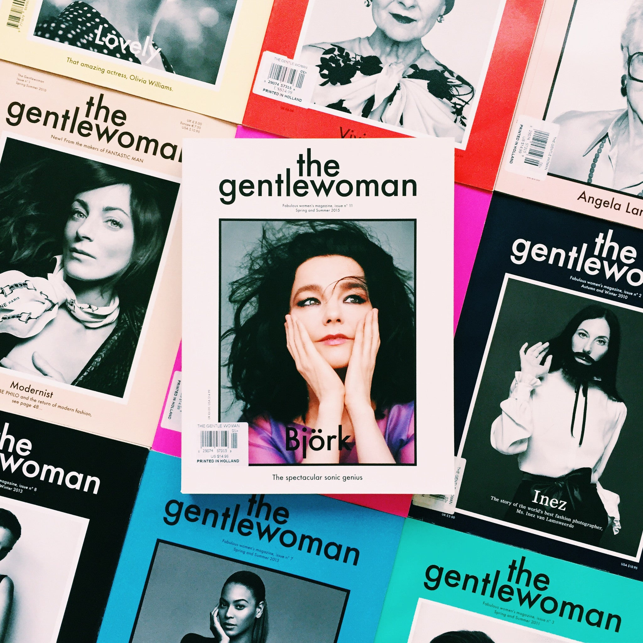 GENTLEWOMAN no.11