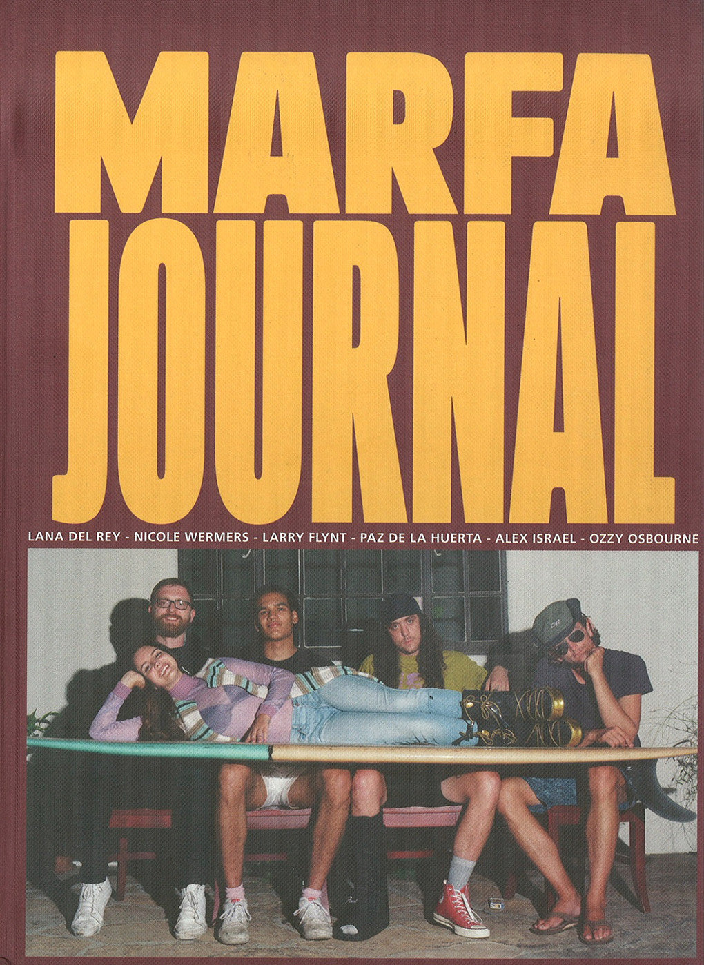 MARFA JOURNAL 04 (Lana Del Rey cover)