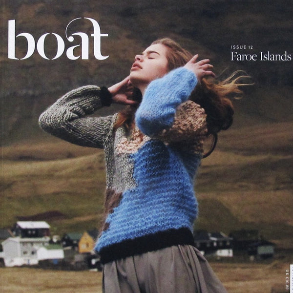 Boat 12 Faroe Islands