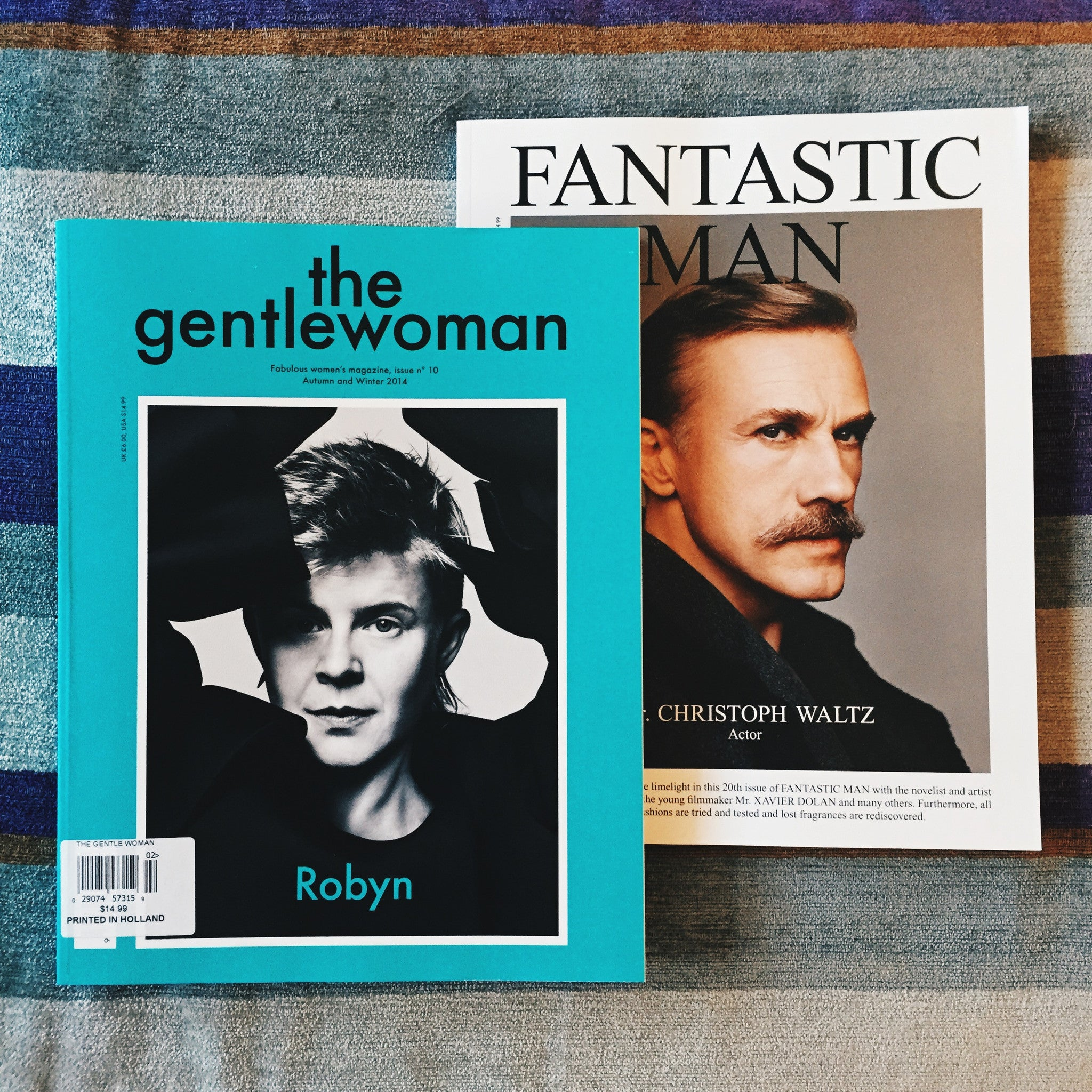 GENTLEWOMAN no.10