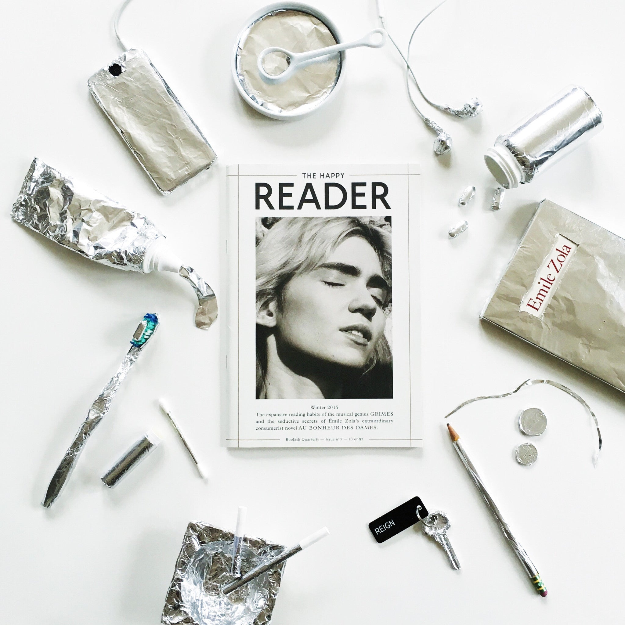 Happy Reader 05