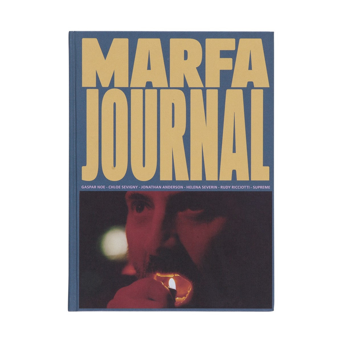 MARFA JOURNAL 03 (GASPAR NOE by Harley Weir cover)
