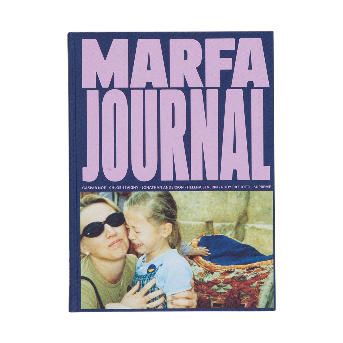 MARFA JOURNAL 03 (MARFAMILY in Egypte cover)
