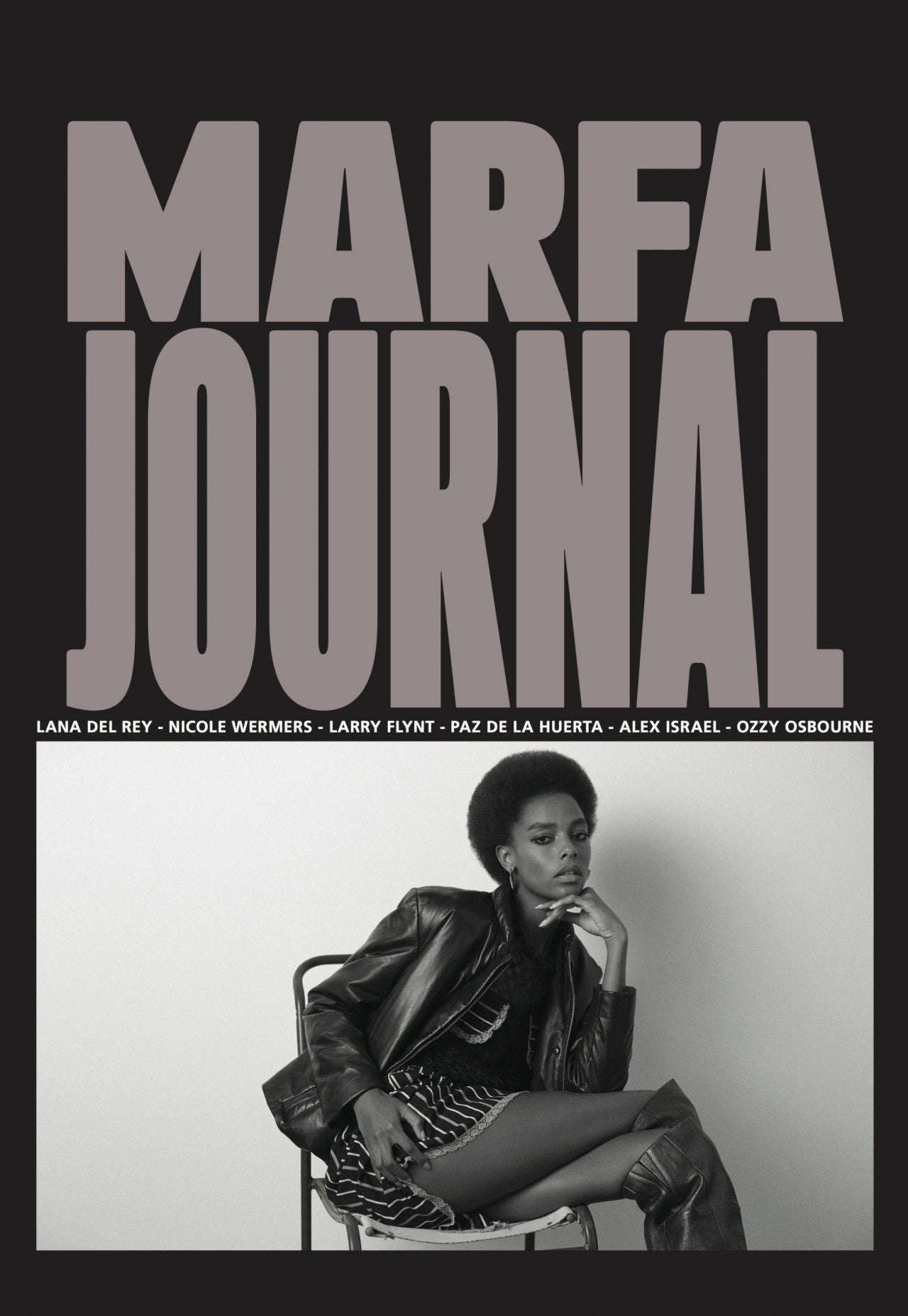 MARFA JOURNAL 04 (Karly Loyce cover)