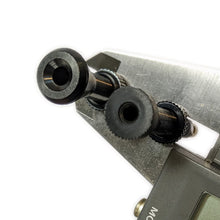 Load image into Gallery viewer, Oil Slick Aluminum Tubeless Valve Stems