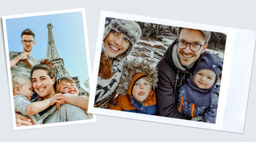 How to Take the Perfect Selfie with Your Kids (or Baby)
