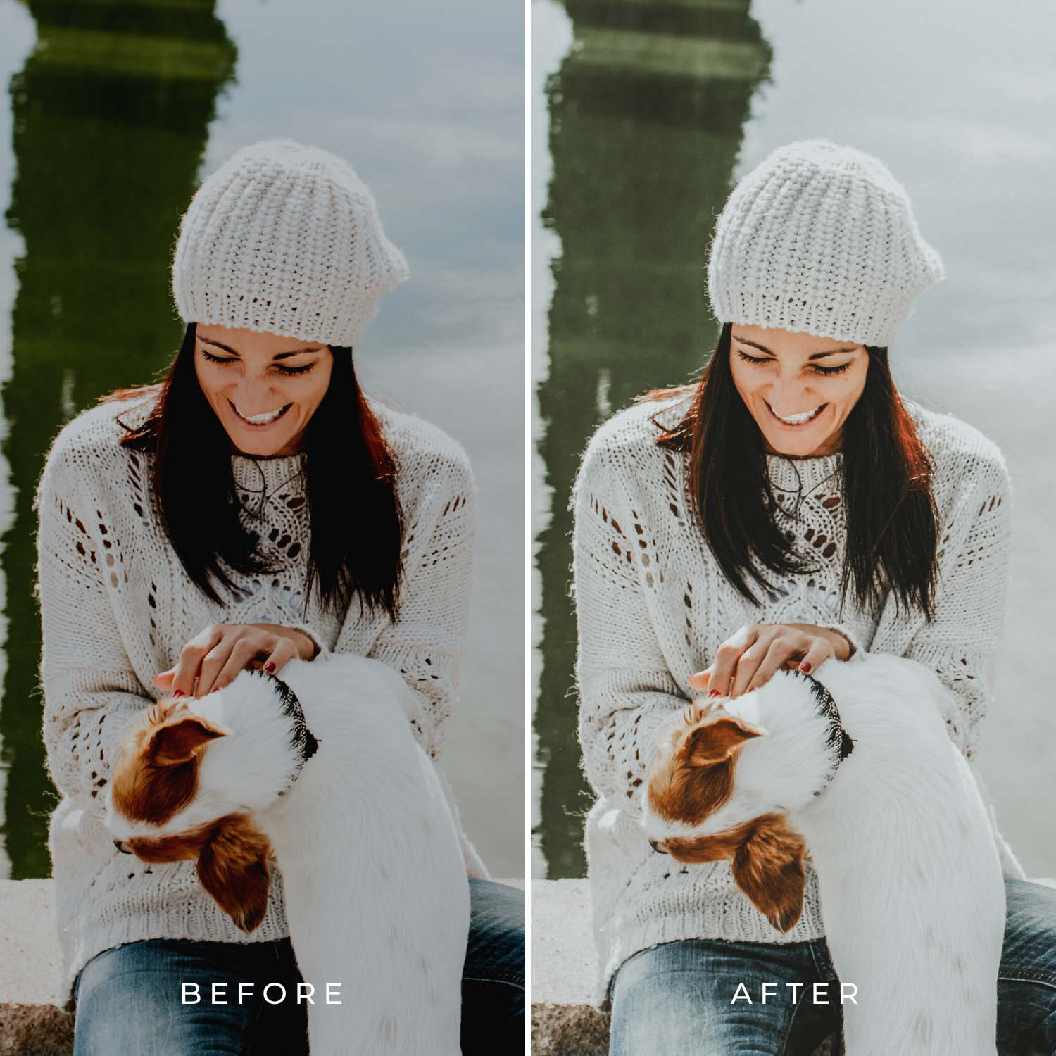 LIGHT & MINIMAL | preset by Maxine Stevens
