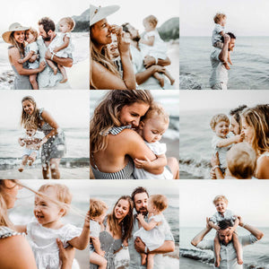 BEACH | preset by Maxine Stevens