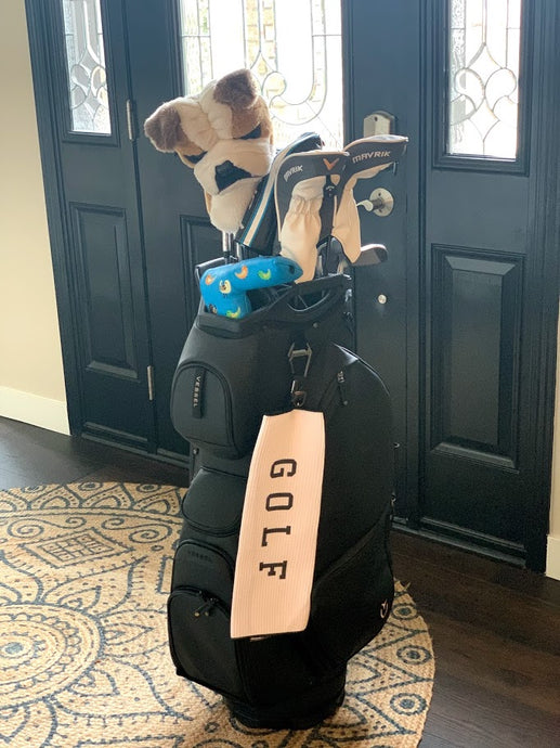 What does every golf bag need? A great golf towel of course!