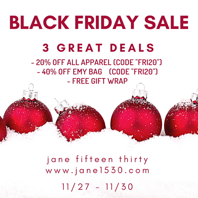 Jane 1530 Great Deals - 1 More Day