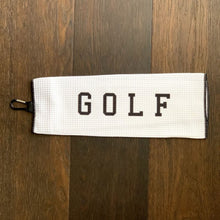 Load image into Gallery viewer, Golf Towel