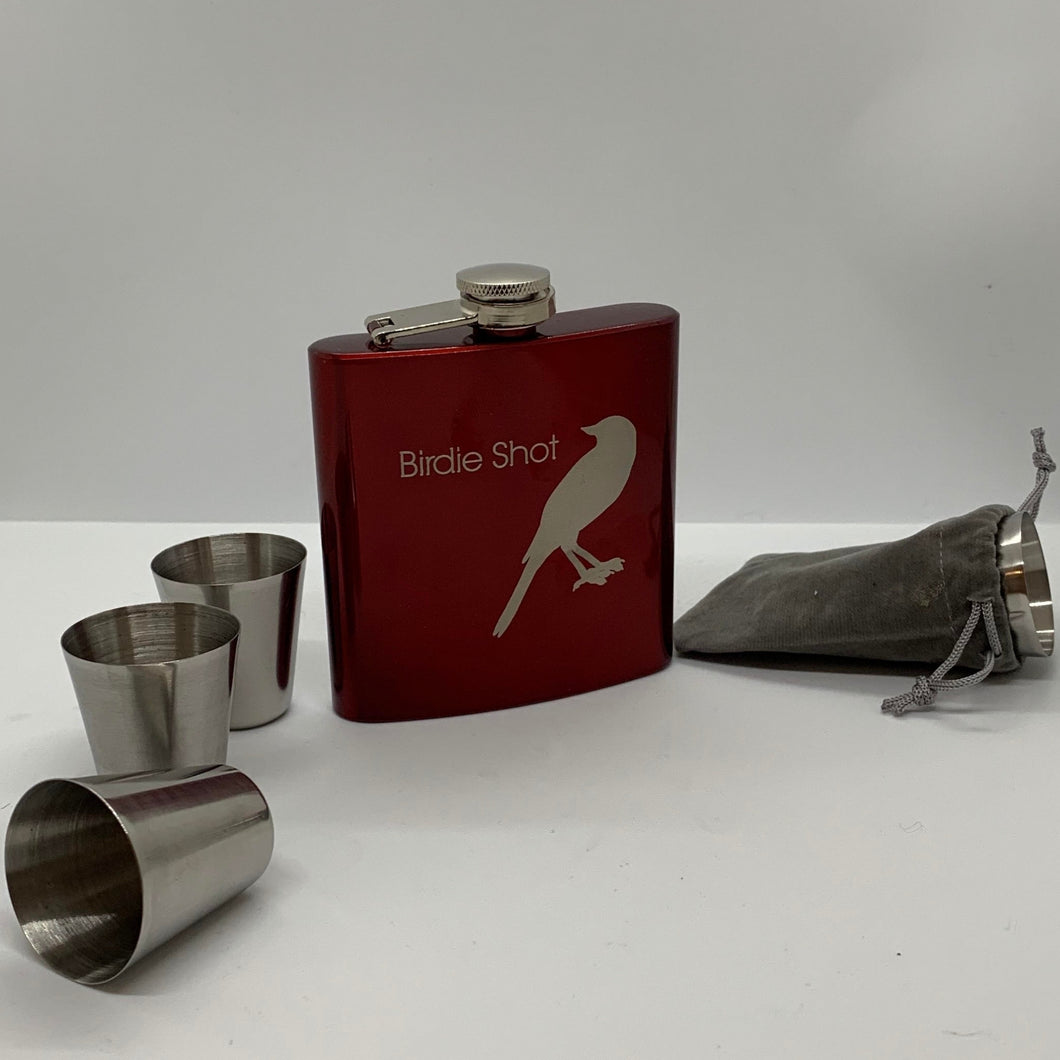 Birdie Flask Kit