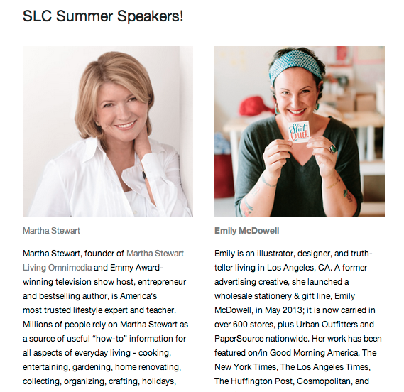 Ack! I'm Speaking At Alt Summit!