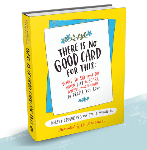 Emily McDowell Book: There is No Good Card for This