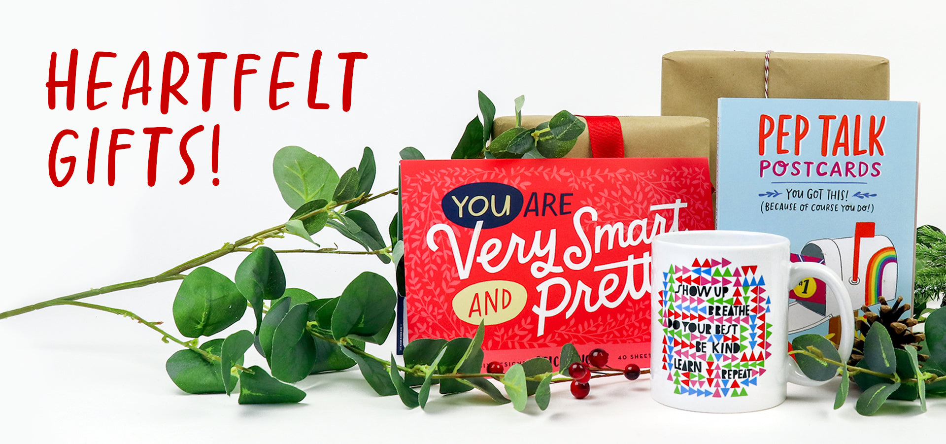 holiday gifts that are solid, supportive and heartwarming