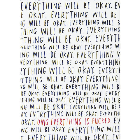 Everything Will Be OK Magnet