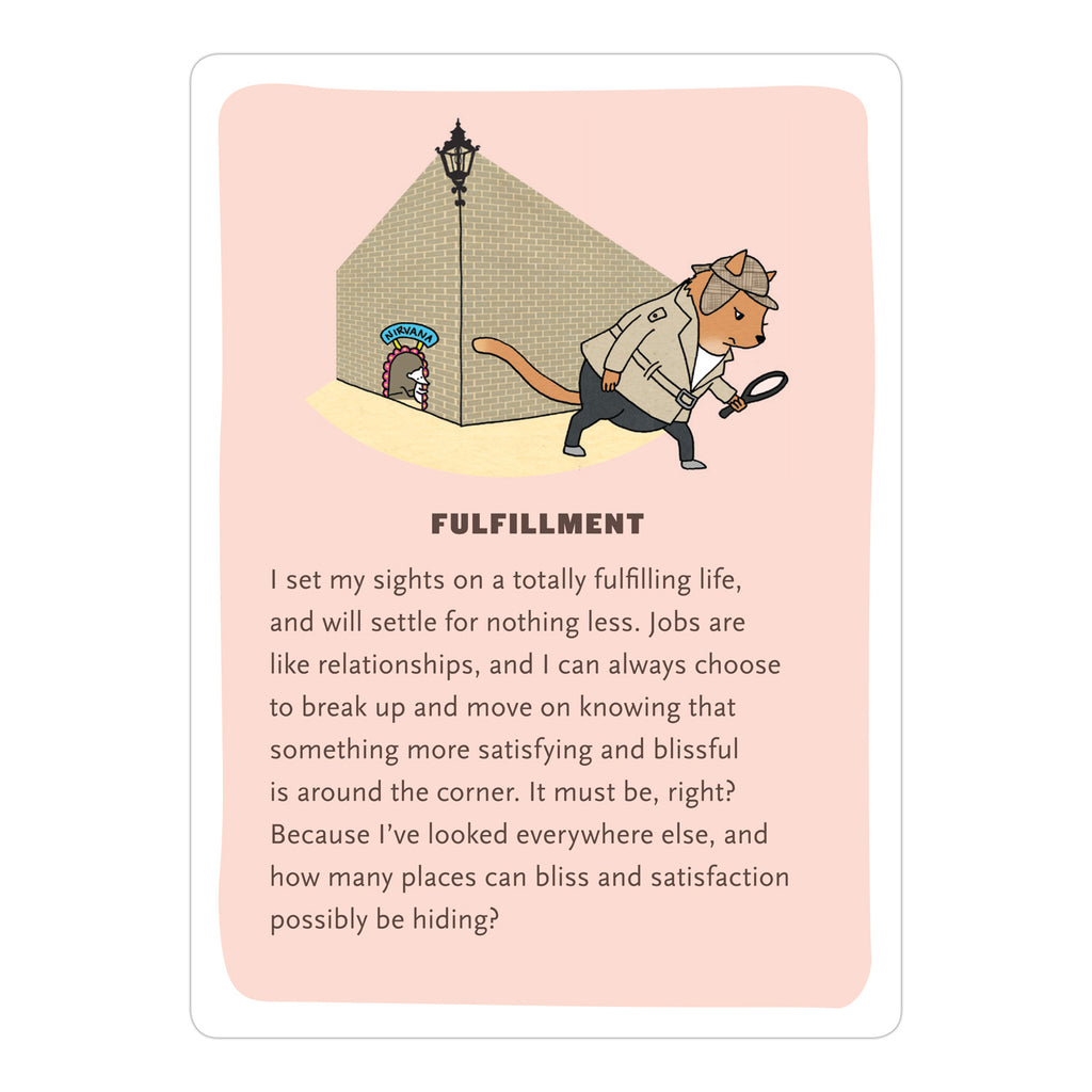 Affirmators!® at Work: 50 Affirmation Cards Deck