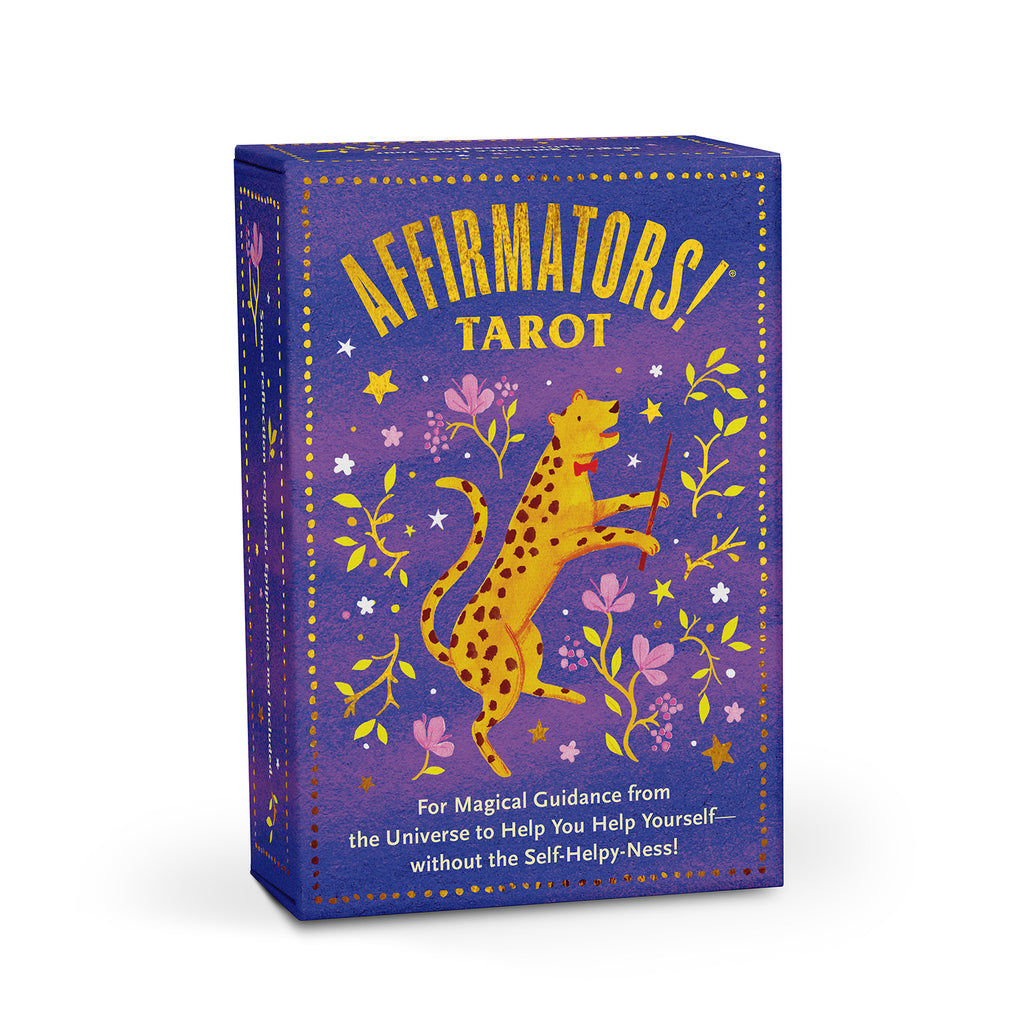 Knock Knock Affirmators!® Tarot Deck