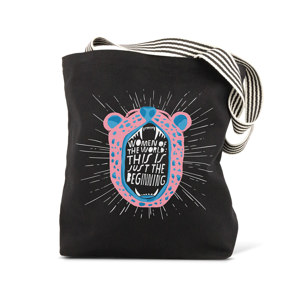 Lisa Congdon Women Of The World Tote Bag
