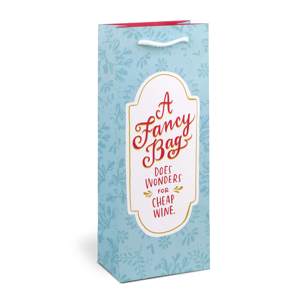 Cheap Wine Wine Bag