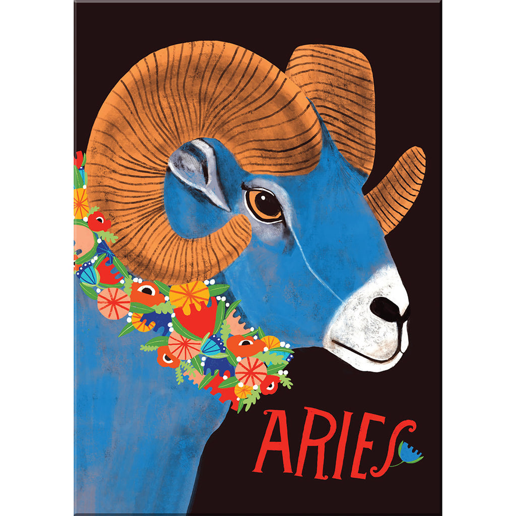 Aries fridge magnet from Emily McDowell & Friends
