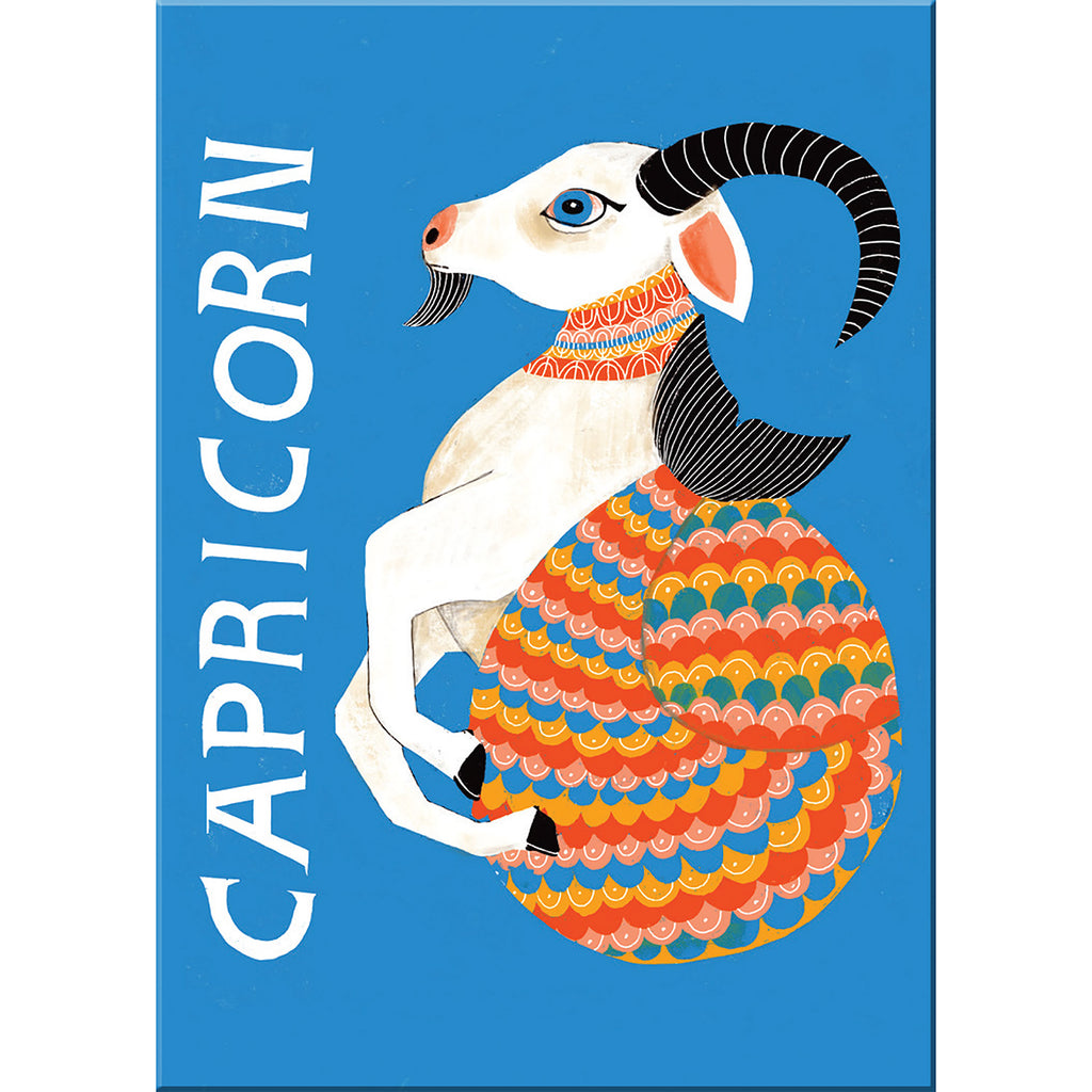 Capricorn fridge magnet from Emily McDowell & Friends
