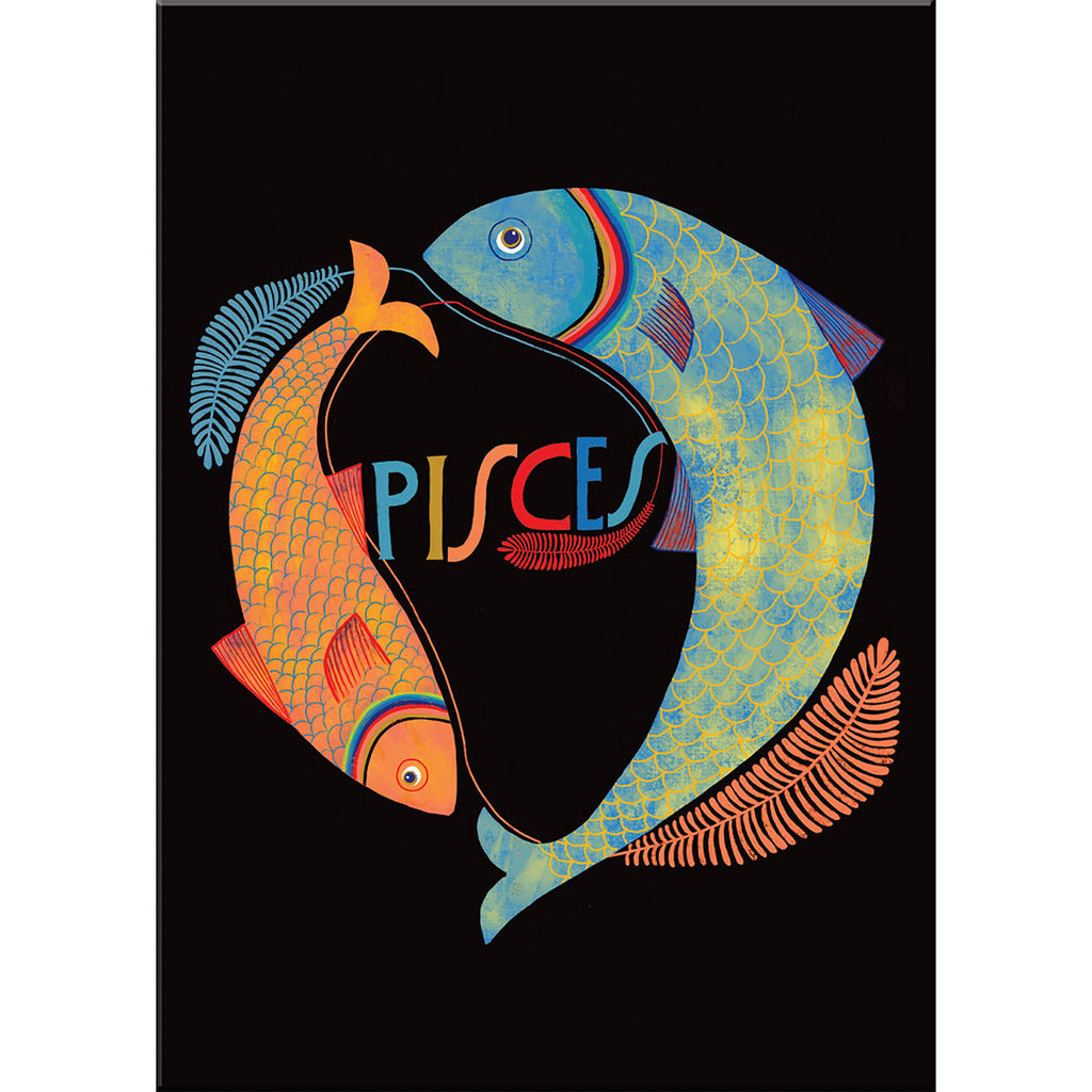 Pisces fridge magnet from Emily McDowell & Friends