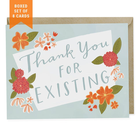 Boxed greeting cards holiday thank you cards emily mcdowell studio boxed thank you for existing cards m4hsunfo