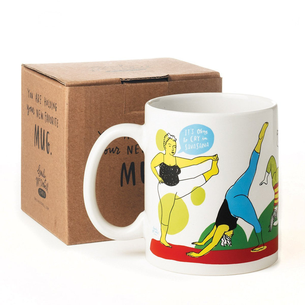 Yoga Ladies Mug
