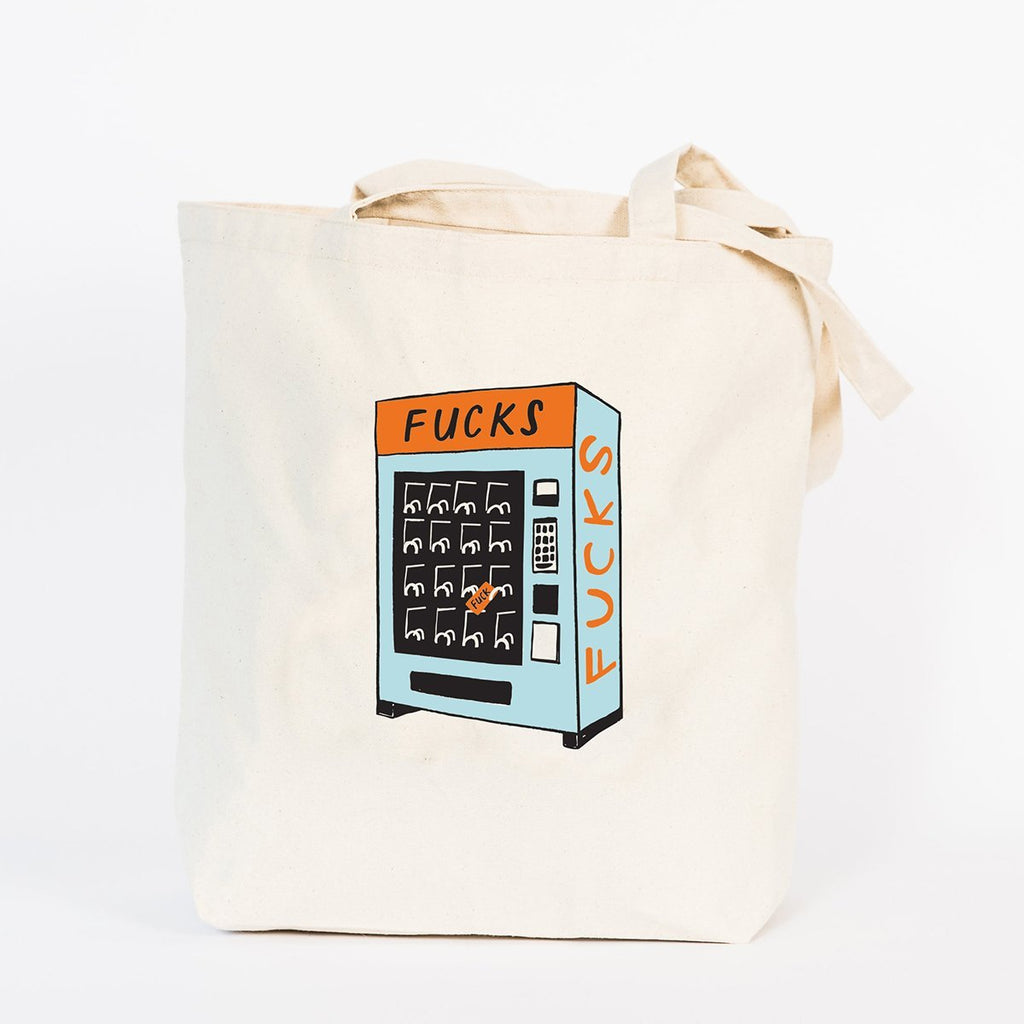 Tote Bag - Fucks Vending Machine