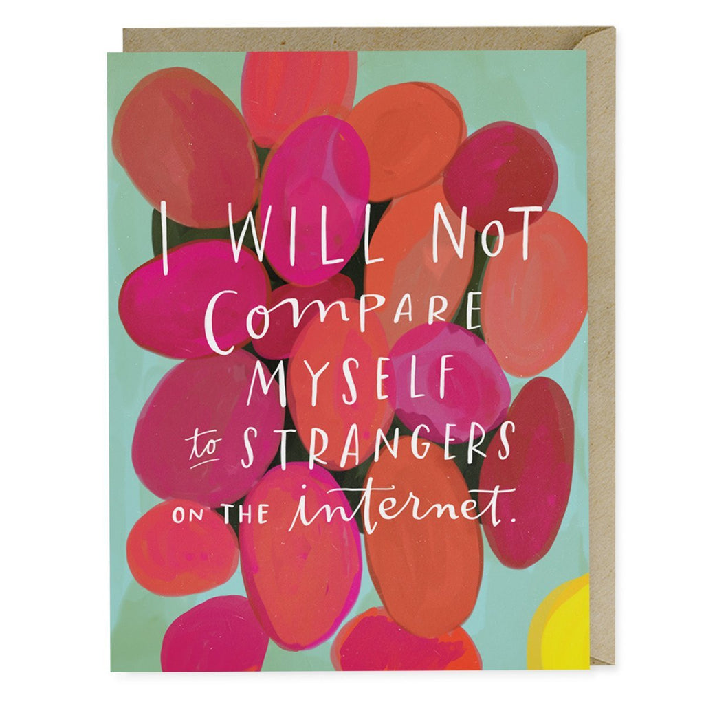 Strangers on the Internet Card