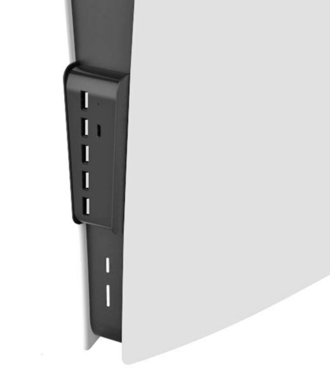 PS5 Front Mounted USB Hub