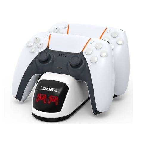 Premium Controller Charging Dock - Compatible with PS5® DualSense® Controller