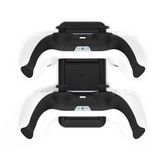Low Profile Dual Charger Station - Compatible with PS5® DualSense® Controller