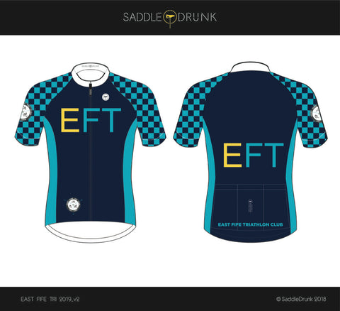 EFT Short Sleeve Cycle Jersey
