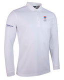 USTA Golf Max Performance Long Sleeve Polo