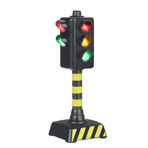 Mini Traffic Signal Light Toy