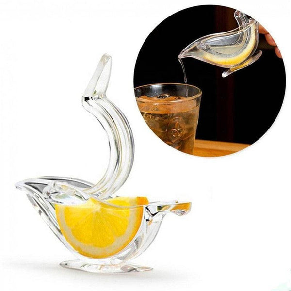 Acrylic Lemon Juicer - Lemon Squeezer, Clear