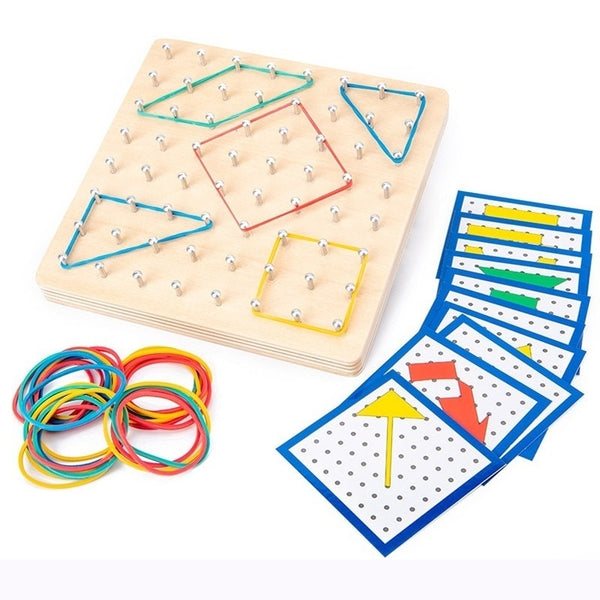 Educational Board - Mathematical Preschool Learning Tools